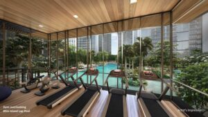 The Florence Residences Gym