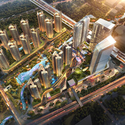 The Florence Residences - Acesite Park Shenzhen